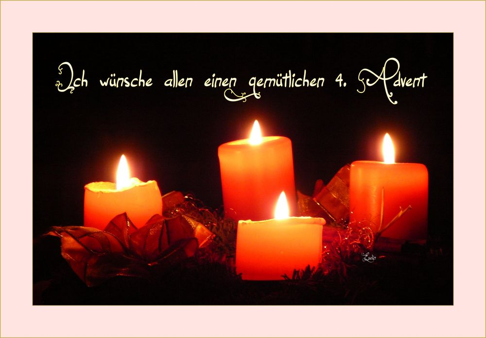 Spruch 4. Advent