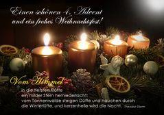 Zum 4 Advent