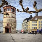 zum alten Schloßturm ....