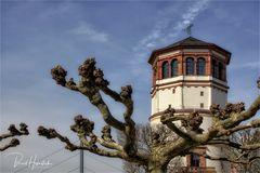 zum alten Schlossturm ....