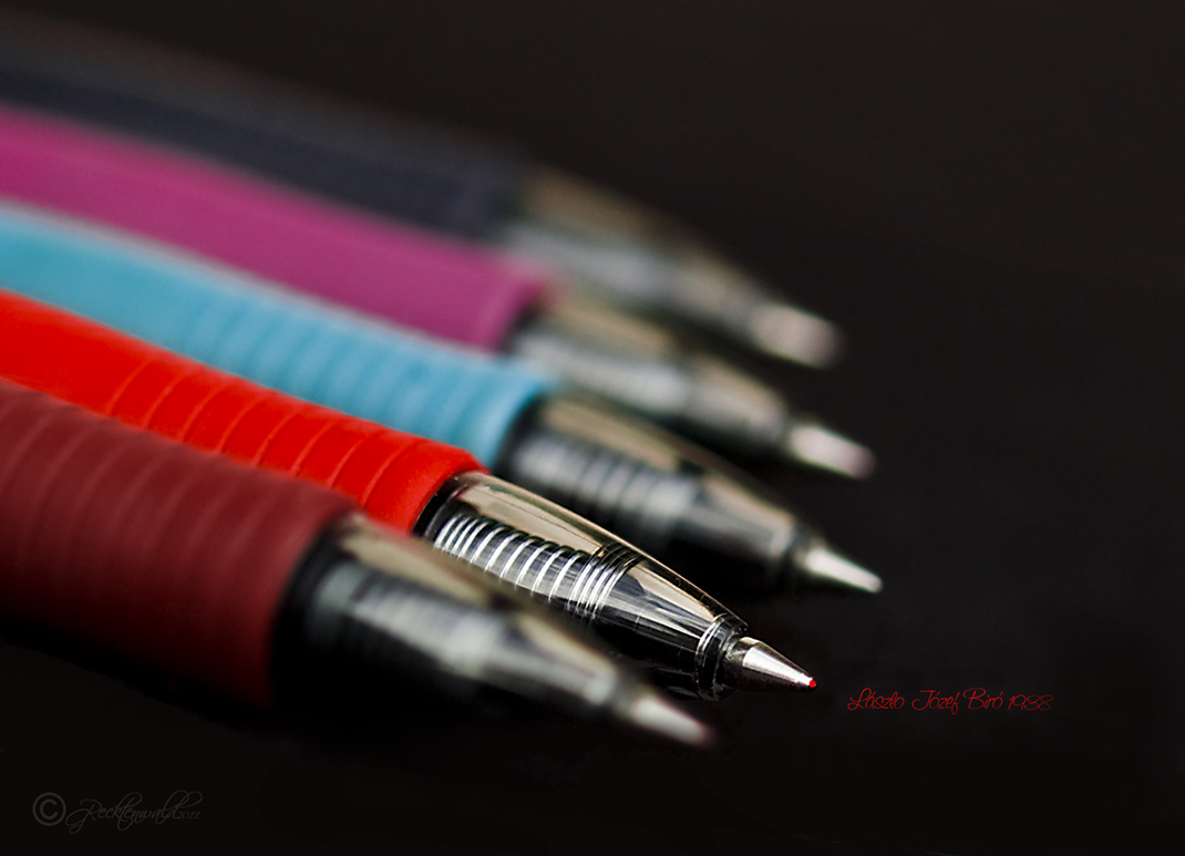 Erfinder Des Kugelschreibers