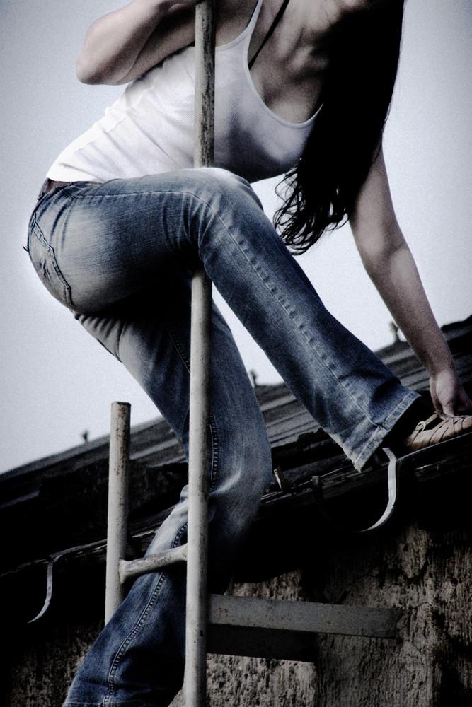 Zum Dach