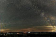 Zum ersten Mal: Milchstraße