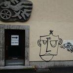 Zum GLEIS G-57 streetart