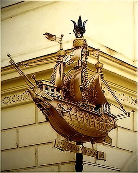 Zum Goldschiff