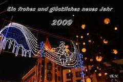 Zum neuen Jahr 2009