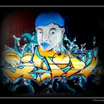 Zum Thema: Graffiti - Kunst oder Schmiererei