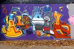zum Thema: Graffiti, Kunst oder Schmiererei