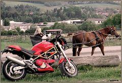 Zum Thema Pferdestärken
