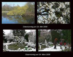 Zum Trost: Ostersonntag und Ostermontag 2008