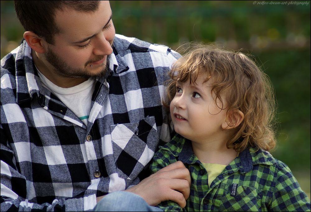 Zuneigung Foto & Bild   erwachsene, kinder, portraits