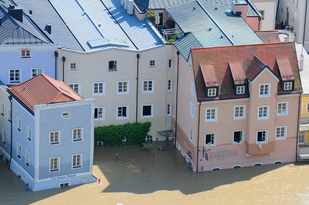 """Zur """"blauen"""" Donau"""