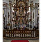 """Zur Schmerzhaften Muttergottes und St. Ulrich (Maria Steinbach) """" Gott zu Gefallen..."""""""