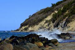 zur Steilküste  Tour