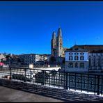 Zurich en miniature ...