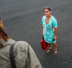 Zurück auf Tahiti