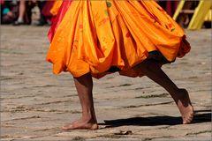 zurück aus bhutan