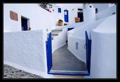 Zurück aus Griechenland