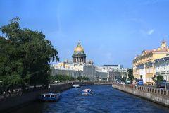 Zurück in St. Petersburg