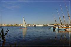 Zurück vom Nil