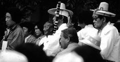 Zuschauer in Seoul 1982