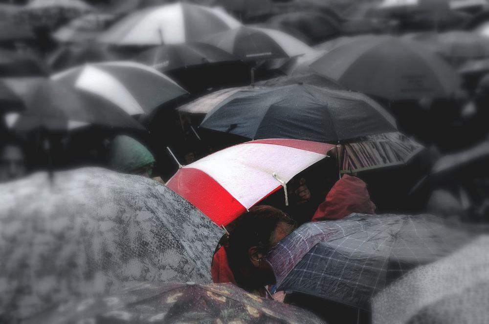Zuviel Regen in Österreich!