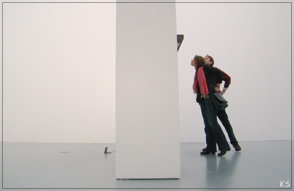 Zuwendung oder Zuneigung zur Kunst