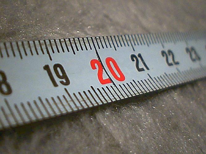 Zwanzig Zentimeter! (3)