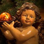 Zwei (B)engel wünschen Frohe Weihnachten! :-)
