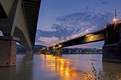 Zwei Brücken ...
