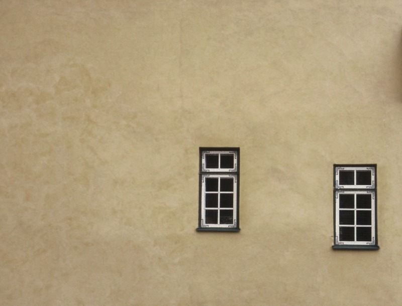 Zwei Fenster