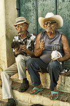zwei Havannas in Trinidad