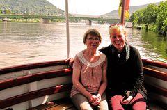 Zwei in einem Boot...