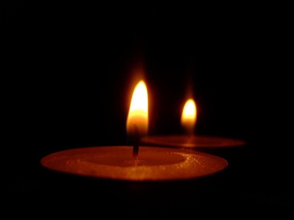 2 Kerzen