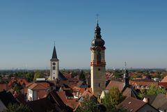 Zwei Kirchen