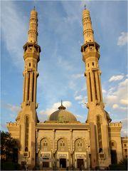Zwei Minarette