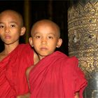 Zwei Mönche