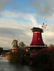 Zwei Mühlen