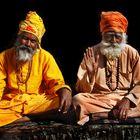 Zwei Sadhus