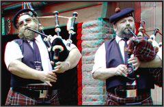 Zwei Schotten