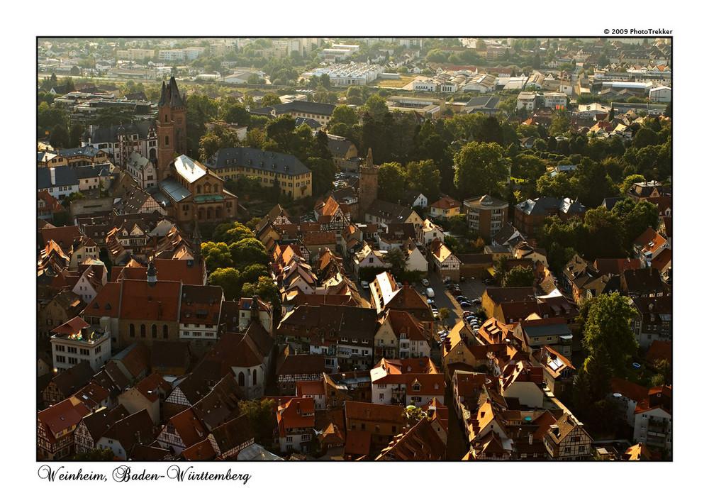 Zweiburgenstadt