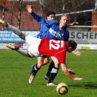 Zwei(Drei)kampf SC Delbrück - Arminia Bielefeld II