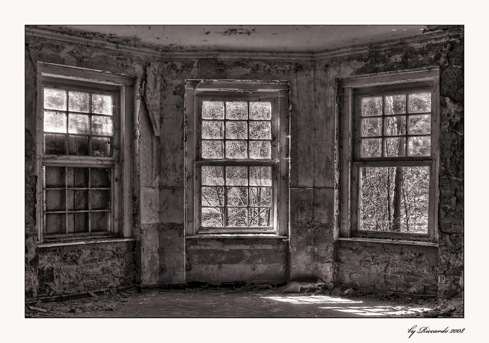 Zweieinhalb Fenster