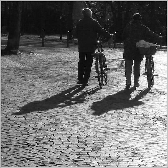 Zweisamkeit-Schatten
