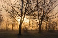 Zweite Version des Sonnenaufgangs