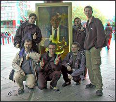 Zweites Stereotypentreffen in Berlin Mai 2004
