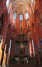 Zweithöchstes Kirchenschiff
