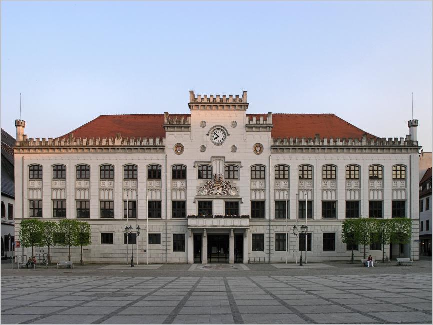 Zwickau - Das Rathaus