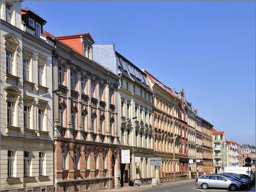 Zwickau - Fassaden