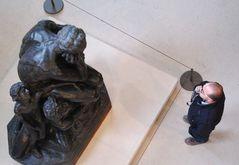 Zwiegespräch (im Petit Palais in Paris)